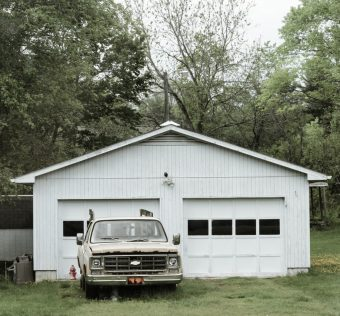 garaż przydomowy