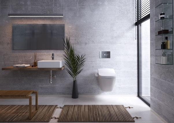toaleta z bidetem